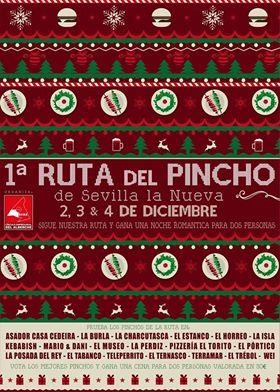 1ª Ruta del pincho de Sevilla la Nueva