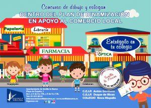 Entrega de Premios - Conoce tu comercio @ Ayuntamiento de Sevilla la Nueva