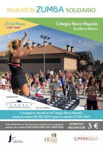 Maratón Zumba solidario @ Colegio Nova Hispalis