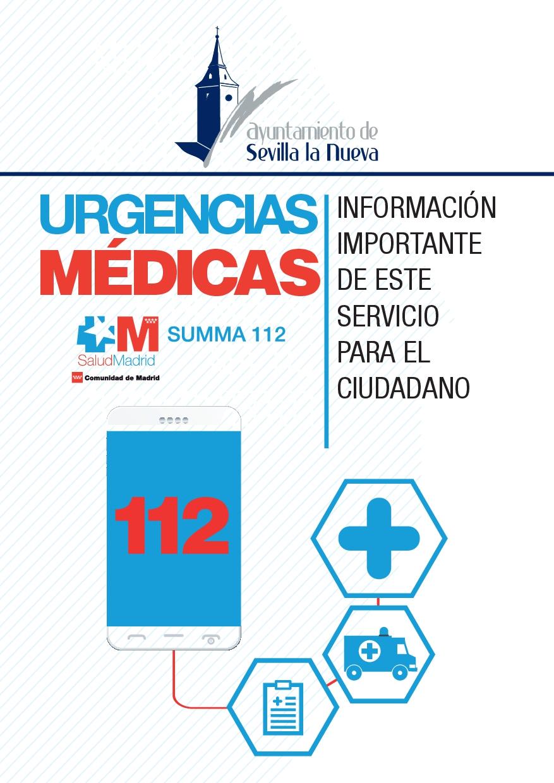 Summa 112 Teléfono único Europeo Para Urgencias Y Emergencias