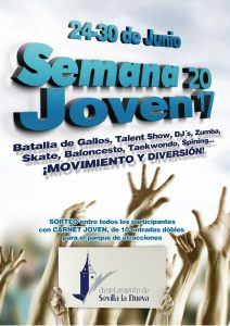 Semana Joven de Sevilla la Nueva @ Sevilla la Nueva