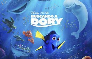 Cine de verano - Buscando a Dory @ Plaza de los Arcos