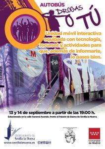 Autobús 'Drogas o Tú' @ Sevilla la Nueva