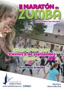 II Maratón de Zumba @ Plaza de los Arcos