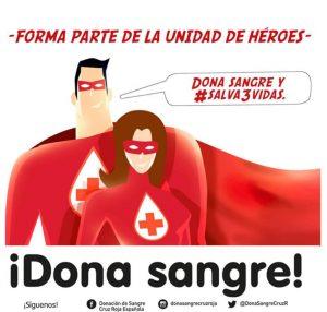 Autobús Donación de Sangre de Cruz Roja en Sevilla la Nueva @ Casa Grande