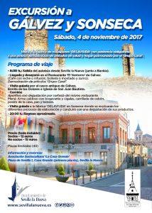 Excursión a Gálvez y Sonseca, Toledo @ Casa Grande