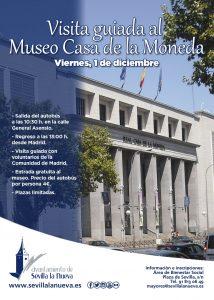 Visita al Museo Casa de la Moneda de Madrid @ Calle General Asensio