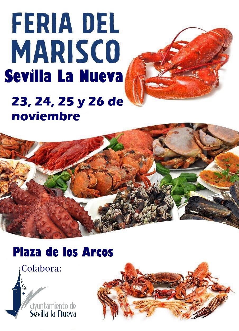 IV Feria del Marisco Gallego de Sevilla la Nueva @ Plaza de los Arcos