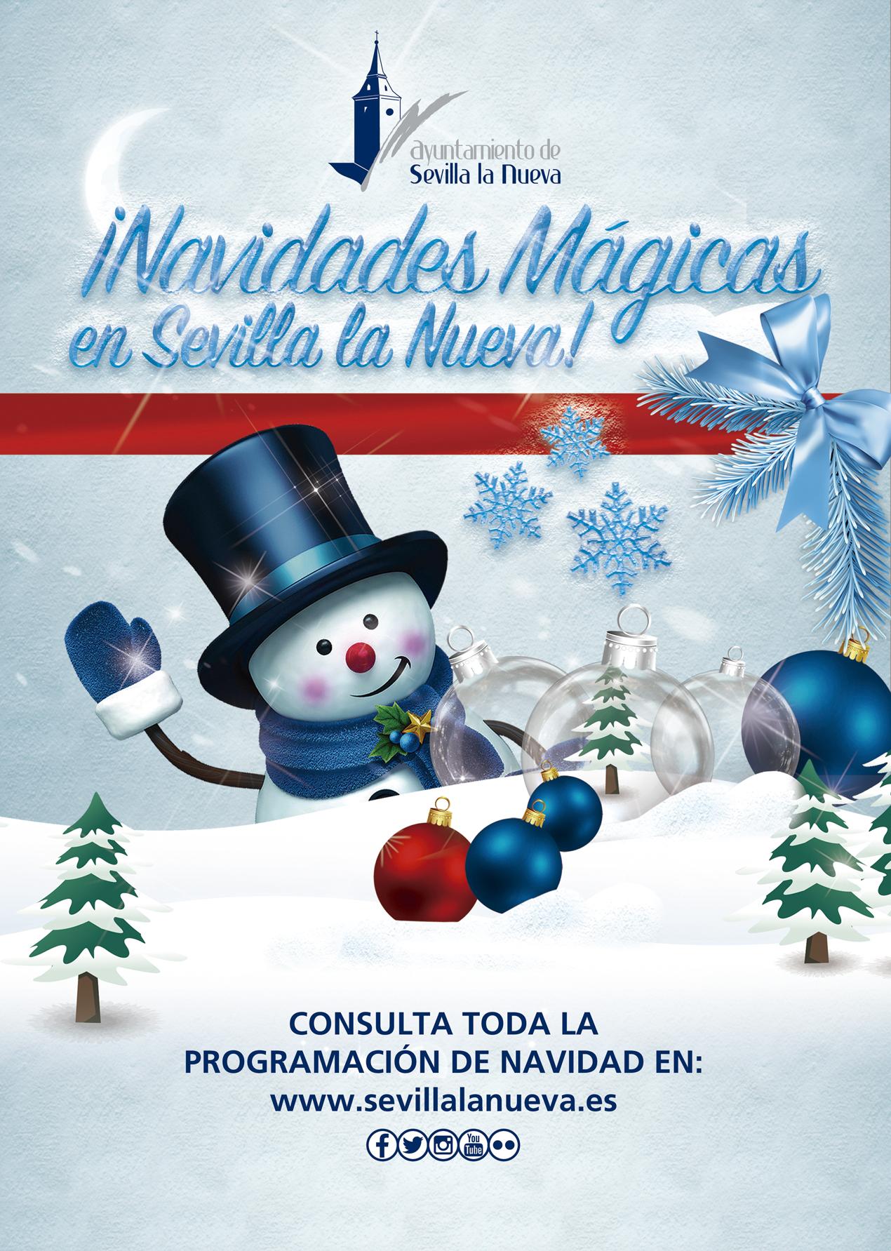 Encendido Alumbrado Navideño, Belén Municipal y Cartero Real @ Plaza de España