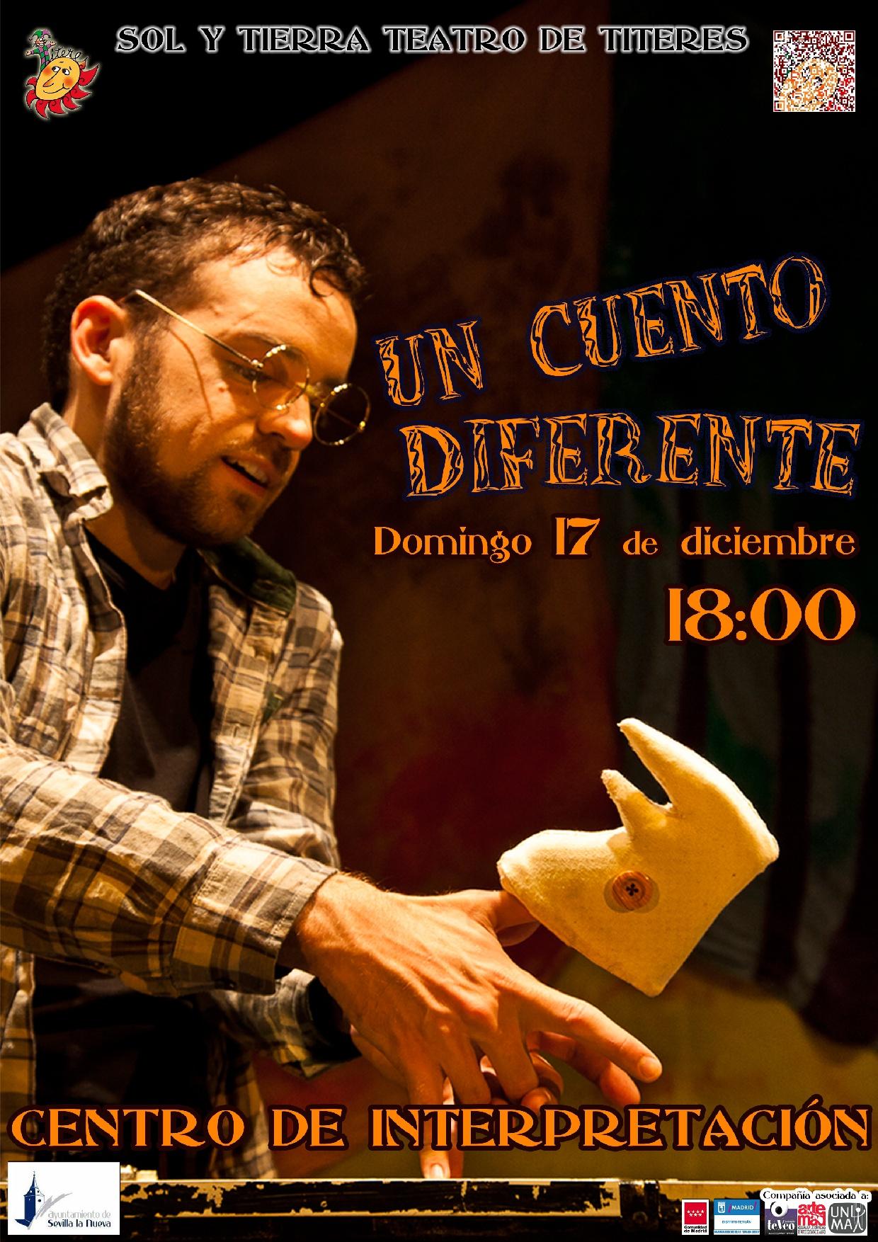 Teatro - 'Un cuento diferente' @ Centro de Interpretación