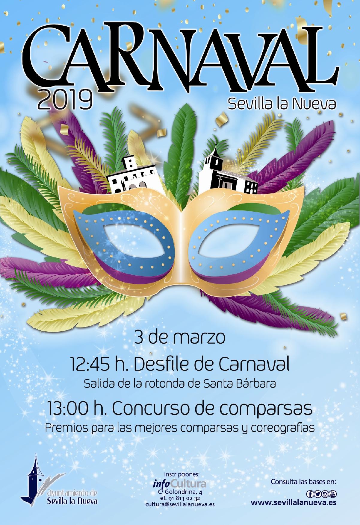 Carnaval 2019 @ Rotonda de Santa Bárbara
