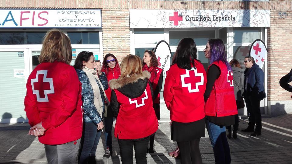 Inauguración de la nueva sede de Cruz Roja Española en Sevilla la ...