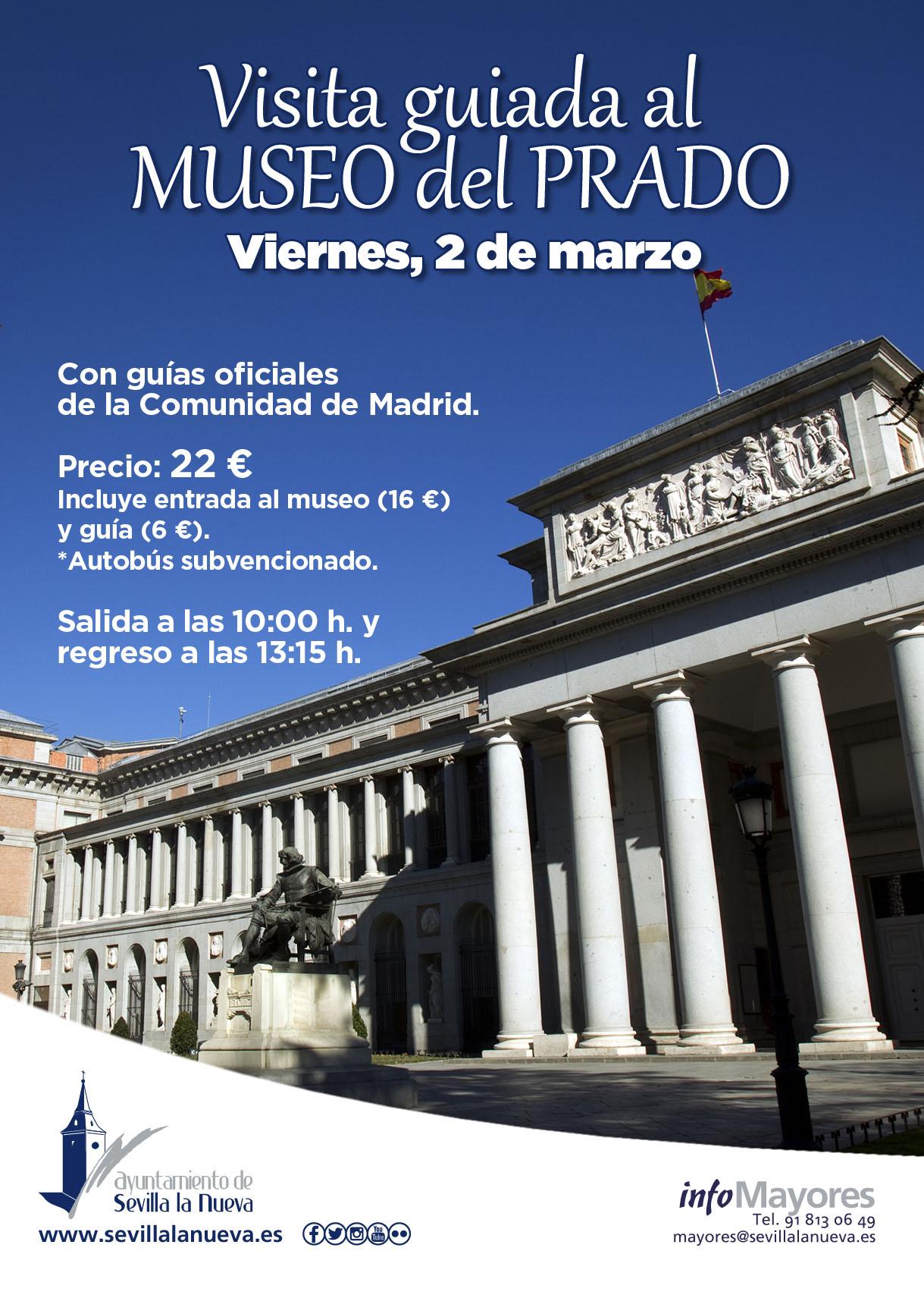 Visita guiada al Museo de Prado @ Museo del Prado