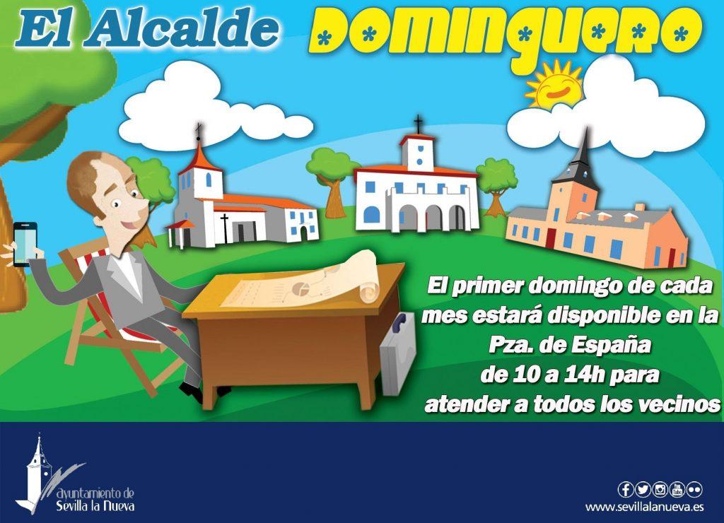El Alcalde Dominguero