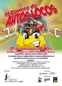 III Carrera de Autos Locos @ Calle Caño