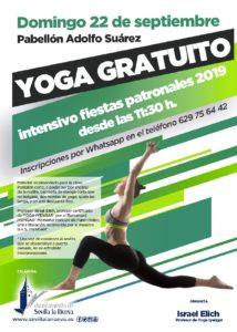 Intensivo de Yoga @ Pabellón Cubierto 'Adolfo Suárez'