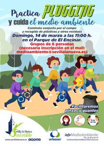 Practica PLOGGING y cuida el medio ambiente @ Parque de El Encinar