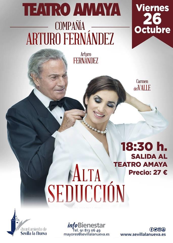 Alta Seducción - Teatro Amaya @ Teatro Amaya | Madrid | Comunidad de Madrid | España