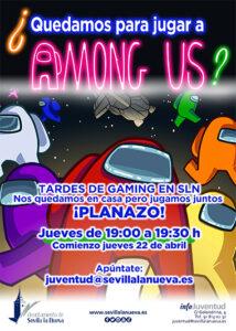 Tardes de gaming en Sevilla la Nueva