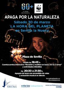 La Hora del Planeta @ Plaza de Sevilla