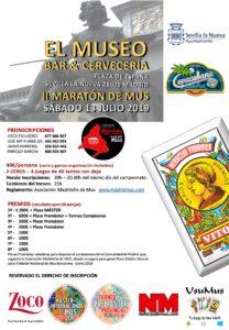 II Maratón de Mus @ Bar 'El Museo'