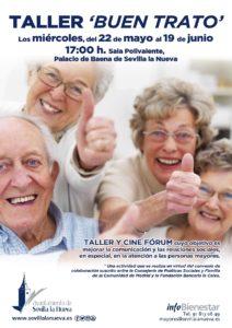Inicio Taller: 'Buen Trato' @ Palacio de Baena