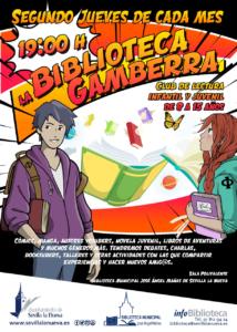 La Biblioteca Gamberra @ Biblioteca Municipal