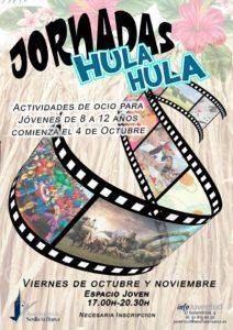 Jornadas 'Hula Hula' @ Espacio Joven