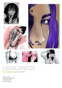 Exposición de Arte Lidia Cantos @ Palacio de Baena