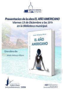 """Presentación libro """"El Año Americano"""" @ Biblioteca Mucipal"""
