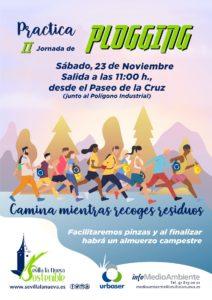 II Jornada de Plogging @ Dehesa Boyal Sevilla la Nueva