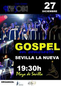 Concierto de Gospel @ Plaza de Sevilla