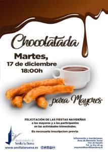 Chocolatada para mayores @ Palacio de Baena