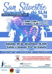 San Silvestre SLN 2019 @ Plaza de España
