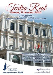Visita Teatro Real @ C/ General Asensio