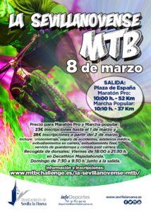 La sevillanovense MTB @ Plaza de España