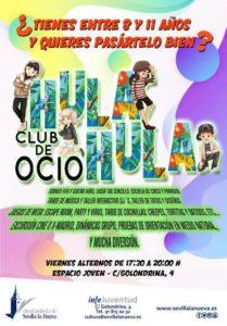"""Club de ocio """"Hula Hula"""" @ Espacio Joven"""