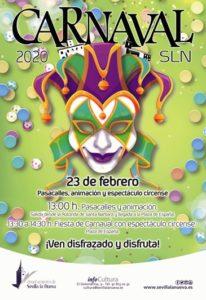 Carnaval SLN 2020 @ Plaza de Sevilla
