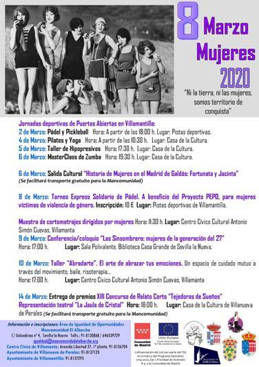 Jornada de puertas abiertas: pilates y yoga @ Villamantilla Casa de la Cultura