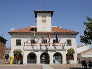Pleno Ordinario @ Salón de Plenos Ayuntamiento Sevilla la Nueva