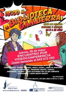 Biblioteca Gamberra @ Encuentro virtual