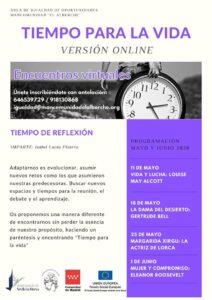 Tiempo para la vida @ Encuentro virtual