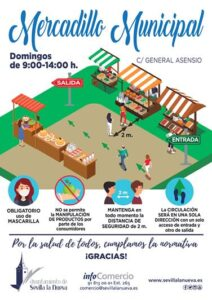 Mercadillo Municipal @ General Asensio