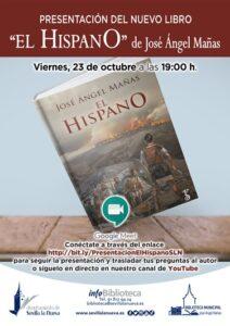"""Presentación libro """"El HispanO"""" @ https://bit.ly/PresentacionElHispanoSLN y Canal de You Tube"""