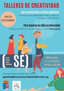 Arteterapia @ Casa de la Juventud de Villamantilla
