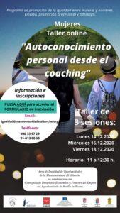 Taller de coaching de autoconocimiento personal @ Online