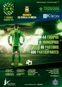 El Club de Fútbol Sevilla la Nueva organiza el torneo Tecnocasa con 44 equipos